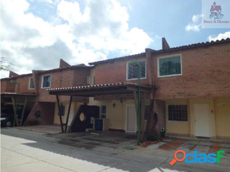 Townhouse en Venta Villa Jardin Cv 18-16020