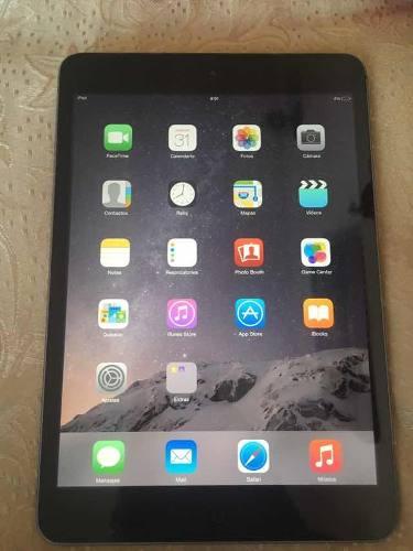 Vendo Ipad Mini 2 Wifi 16 Gb A