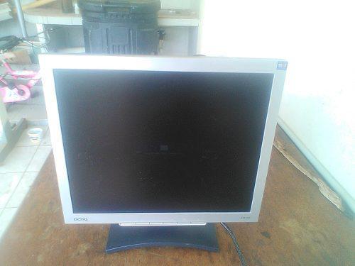 Vendo Monitor Benq 17 Pulgadas Modelo Fp71g+