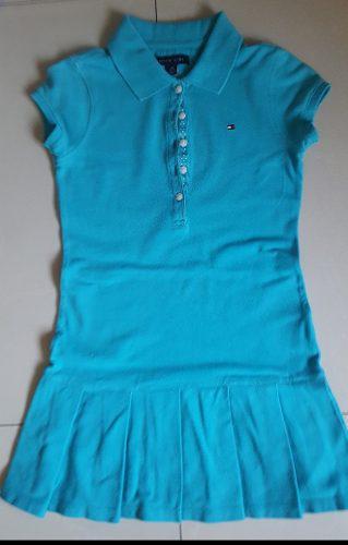 Vestido Para Niñas Tommy Hilfiger Original Talla S/p (6×7)