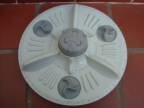 Aspa Agitadora Lavadora Lg Fuzzy Logic 10,2 Kg