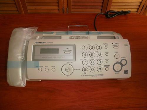 Fax Copiadora Panasonic Kx