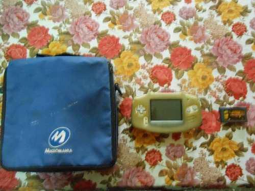 Game Boy Advance + Juego + Bolso