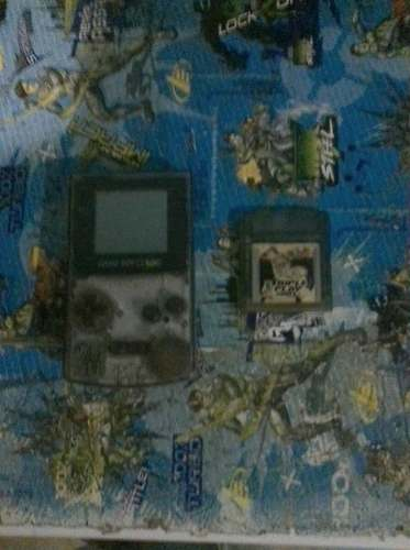 Game Boy Color Transparente(leer Descripcion)