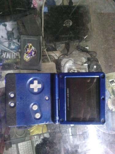 Game Boy Sp Con Juego De Castervania