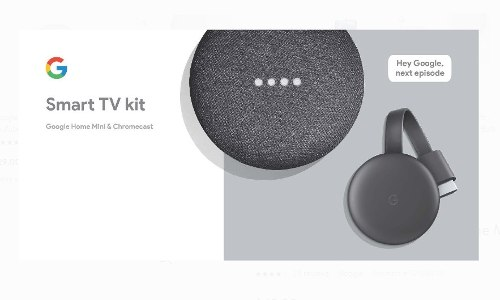 Google Chromecast Smart Tv Android p Hd