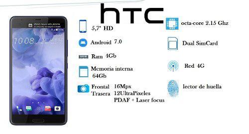 Htc U Ultra 64gb 4 Ram 12 Ultrapixel
