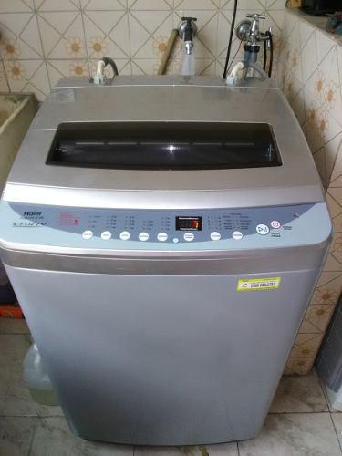 Lavadora Automatica 12 Kilos China Haierr