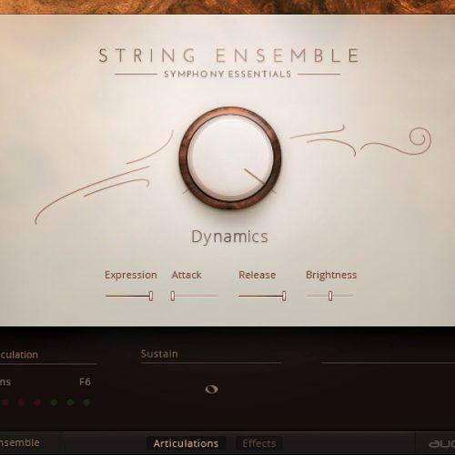 Native Symphony Essentials String Ensemble Para Kontakt