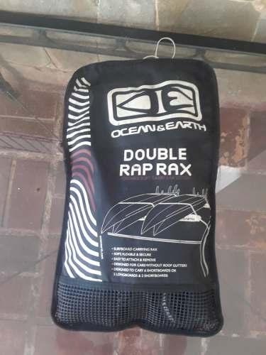 Porta Tablas De Surf Ocean Earth Double Rap Rax