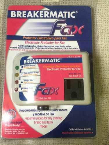 Protector Electronico Para Fax Y Punto De Ventas
