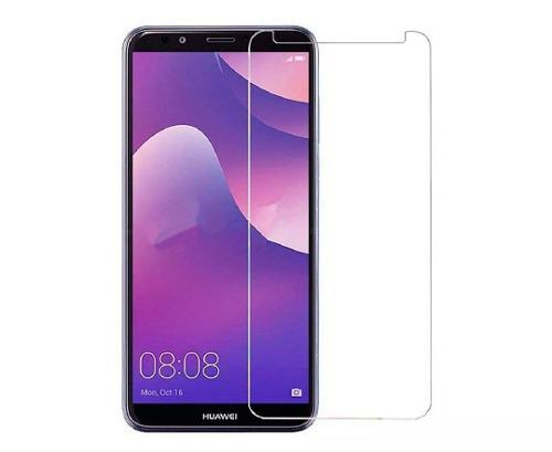 Protector Vidrio Templado 9h Huawei Y5 Y6 Y7 Y9 2018 Tienda