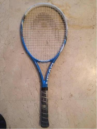 Raqueta De Tenis Usada. Marca Head (25)