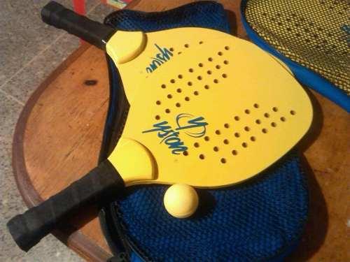 Raquetas Playeras Yston