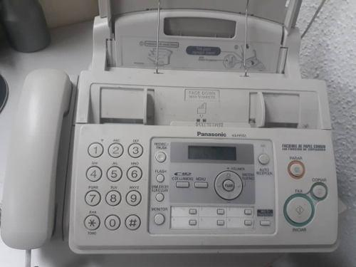 Telefax / Copiadora Panasonic / Mod Kx-fp701 / Papel Normal