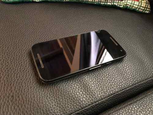 Telefono Celular Motorola Moto G3 Android 8gb Negro Perfecto