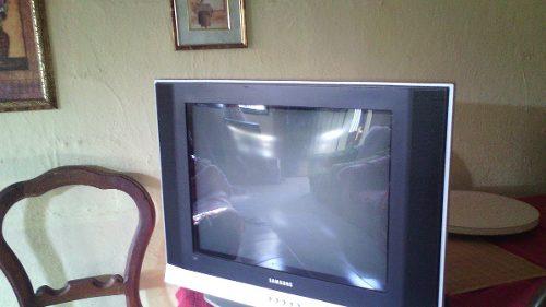 Televisor Samsumg Slim Usado 21 Pulgadas
