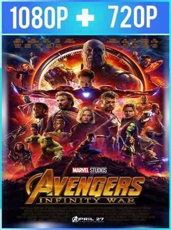 Avengers: Infinity War () Hd 720p Latino