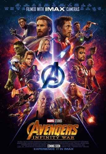 Avengers Infinity War - Película Hd - Español Latino.