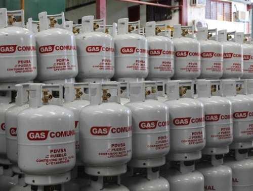 Bombonas Cilindros Gas Comunal 10 Kgs 18 Kgs 43 Kgs
