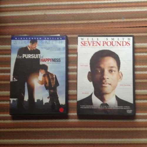 Combo De Películas Will Smith Original 100%