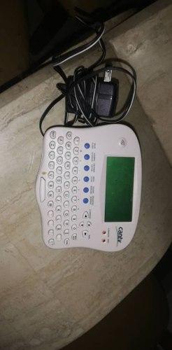 Dispositivo Para Msj De Texto E Identoficador De Llamadas