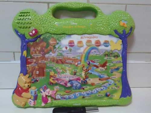 Juguete Descubre El Bosque Winnie The Pooh Vtech
