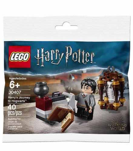 Lego Harry Potter  Harrys Journey Yo Hogwarts 40 Piezas