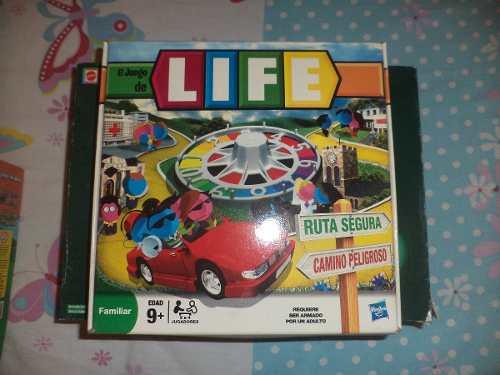 Life Juego De Mesa - Como Nuevo!!!