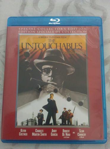 Pelicula Los Intocables Blu Ray Original Robert De Niro