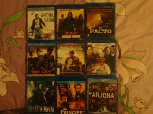 Peliculas En Formato Blu-ray Nuevas
