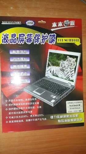 Lamina O Protector De Pantalla Para Laptop O Monitor De 14.4