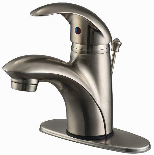 Llave Monomando Para Lavamano De Lujo Ultra Faucets Usa.