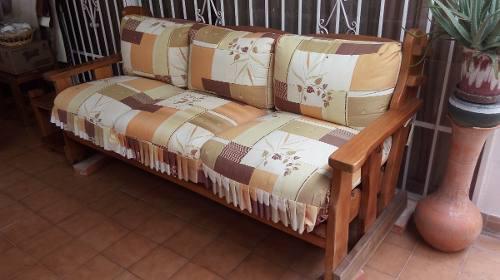 Muebles Para Jardín De Madera Juego