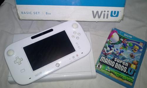 Nintendo Wii U 8gb