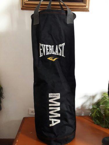 Saco De Boxeo Y Mma Everlast De 100 Cm Como Nuevo