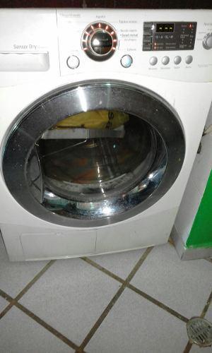 Secadora De Ropa De 10 Kilos Lg Modelo Td-c9011a2