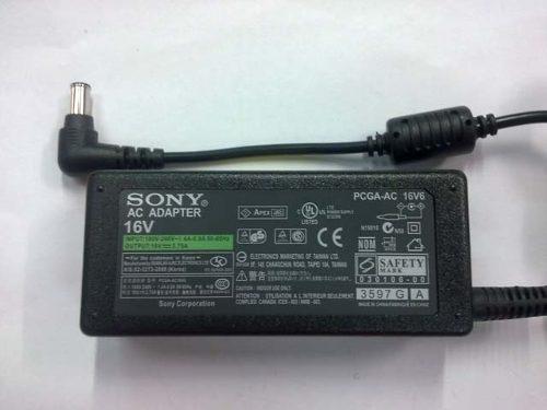 Transformador Para Laptop Sony 16v 3.75a
