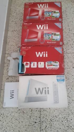 Vendo O Cambio Lote De Cajas De Wii Vacias ** Haga Su Oferta