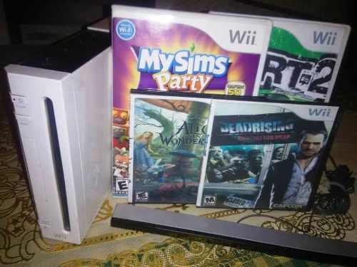 Vendo O Cambio Nintendo Wii Vendedor Recomendado 100%