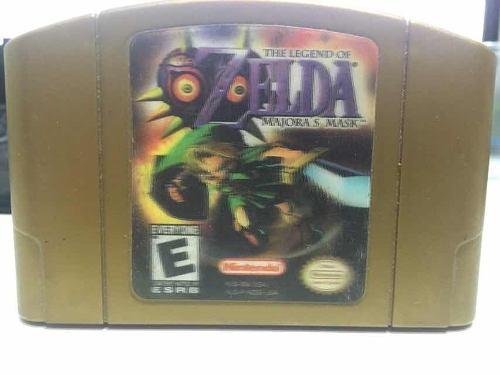 Zelda Mejora Mask Nintendo 64 - Cambio