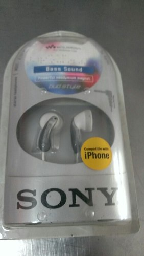 Audifonos Sony Auriculares Sony Mdr-e10lp