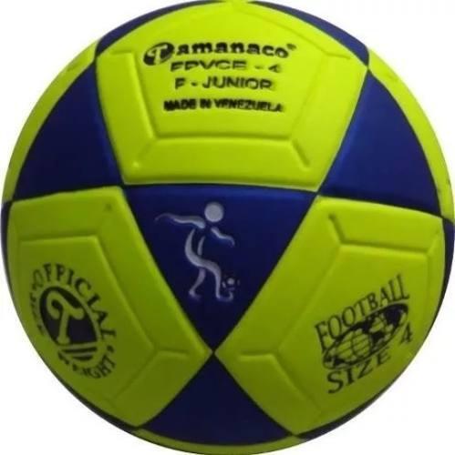 Balón Futbol #4 Marca Tamanaco