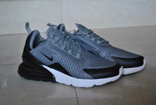 kp3 zapatos niñas nike air max 270 gris fucsia brc7af530