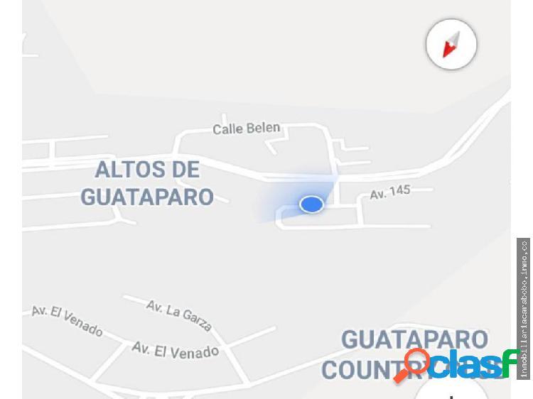 Terreno En Vta Altos de Guataparo Cód: LG 19-6020