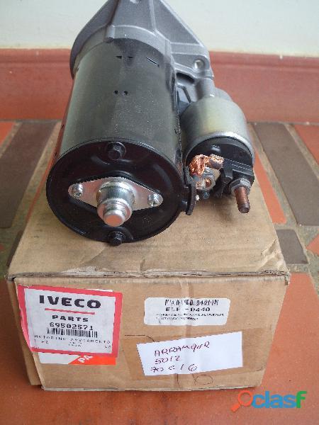 Arranque Iveco New Daily 70c16 5912 Original 69502571