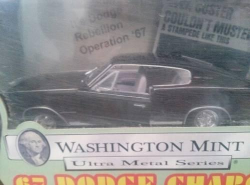 Carro A Escala Dodge Charger