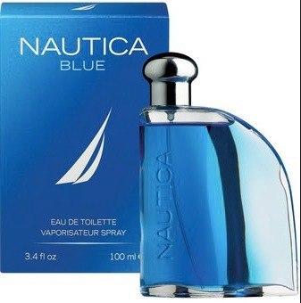 Colonia Nautica Blue 3.4 Oz./100 Ml. - 100% Original