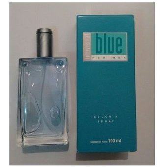 Colonia Perfume Blue Caballero 100 Ml