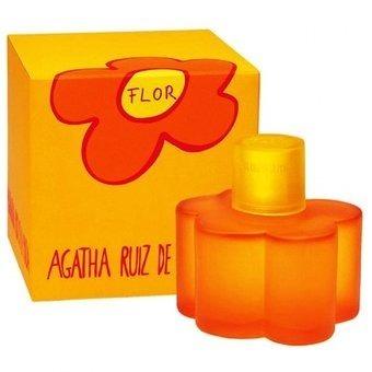 Perfume Original Flor Agatha Ruiz De La Prada 100 Ml